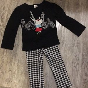 Olivia Outfit from Gymboree Sz 3T Cute!